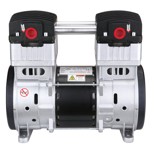 View a Larger Image of SP-9421 2 HP Ultra Quiet and Oil-Free Air Compressor Motor
