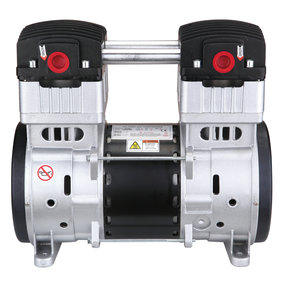 SP-9421 2 HP Ultra Quiet and Oil-Free Air Compressor Motor