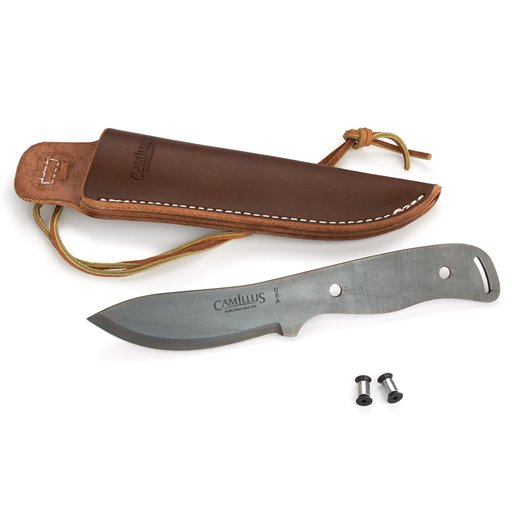 View a Larger Image of Bushcrafter Fixed Blade Knife Kit