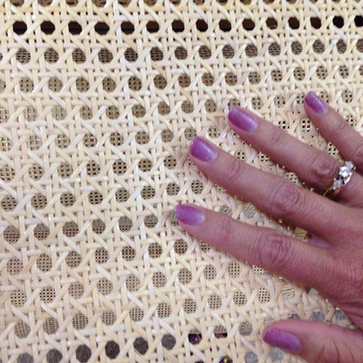 "View a Larger Image of Cane, 1/2"" Conventional Weave, 14"" Width - Per Foot"