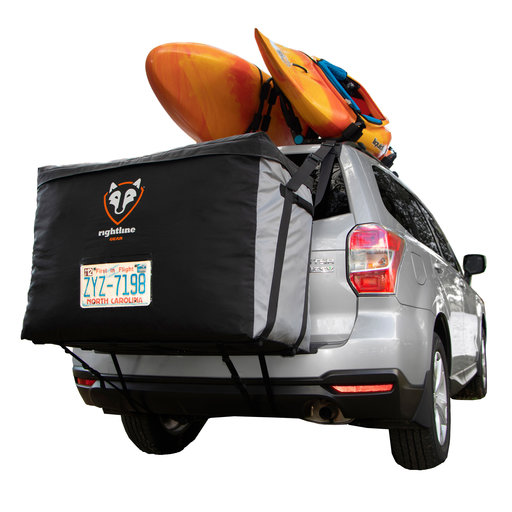 View a Larger Image of Car Back Carrier
