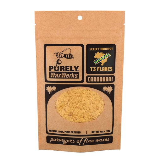View a Larger Image of Carnuba T3 Flakes 4oz
