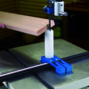 AccuRight 3D Band Saw Jig