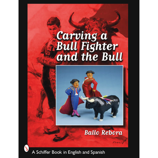 View a Larger Image of Carving a Bull Fighter and the Bull