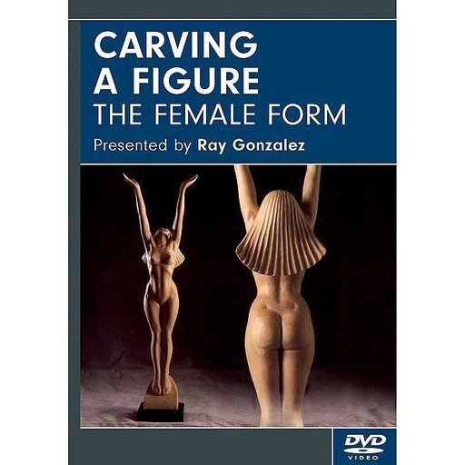 View a Larger Image of Carving A Figure: The Female Form  DVD