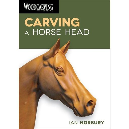 View a Larger Image of Carving a Horse Head DVD