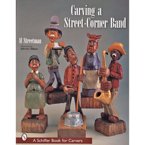 Carving a Street-Corner Band