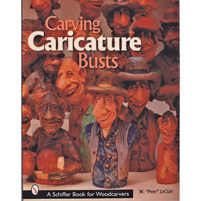 Carving Caricature Busts