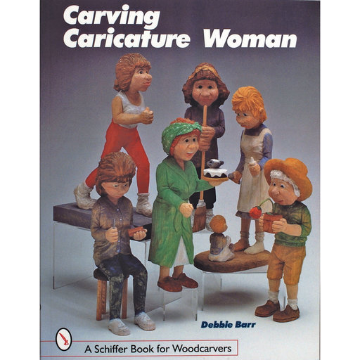 View a Larger Image of Carving Caricature Women