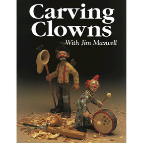 Carving Clowns With Jim  Maxwell