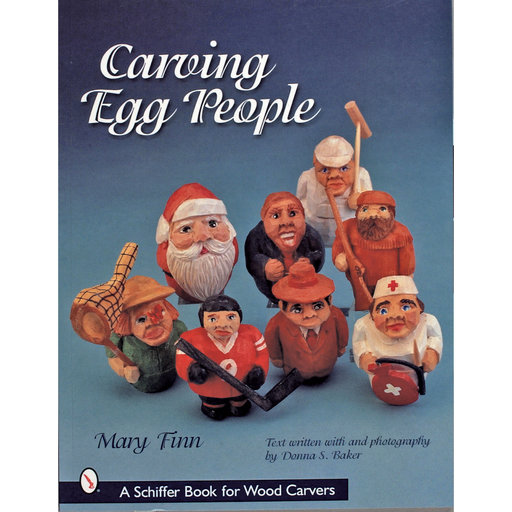 View a Larger Image of Carving Egg People