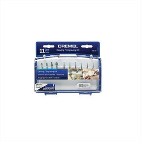 Carving Engraving Kit, 11pc