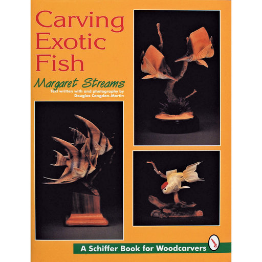 View a Larger Image of Carving Exotic Fish