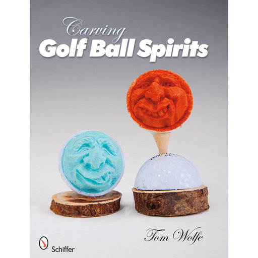 View a Larger Image of Carving Golf Ball Spirits