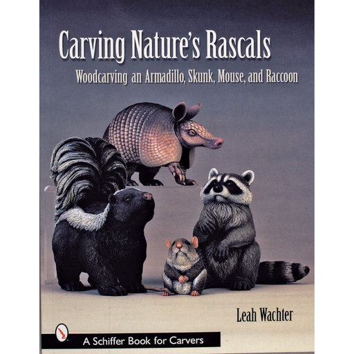 View a Larger Image of Carving Nature's Rascals