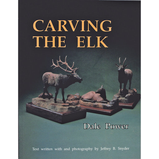 View a Larger Image of Carving the Elk