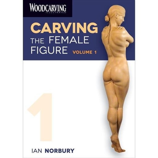View a Larger Image of Carving the Female Figure, Volume 1, DVD