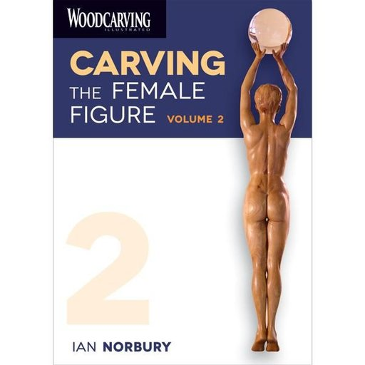 View a Larger Image of Carving the Female Figure, Volume 2, DVD