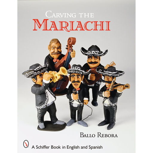 View a Larger Image of Carving the Mariachi