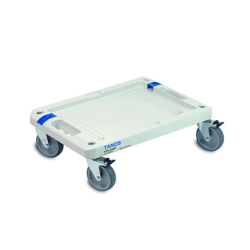 View a Larger Image of Caster SYS-CART Light Grey