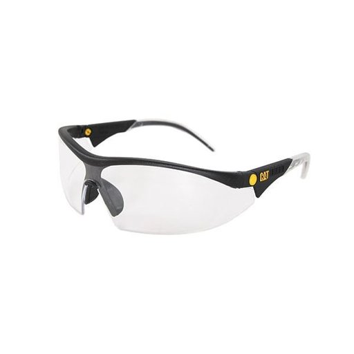 View a Larger Image of Digger Safety Glasses with Clear Lenses and Brow Guard