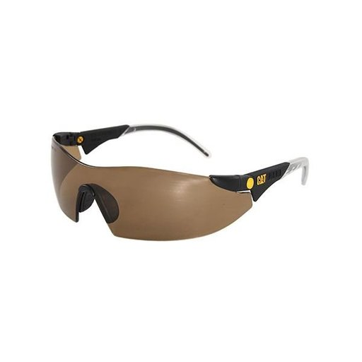 View a Larger Image of Dozer Safety Glasses with Brown Lenses