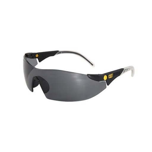 View a Larger Image of Dozer Safety Glasses with Smoke Lenses