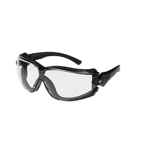 Torque Safety Glasses with Clear Lenses and Strap