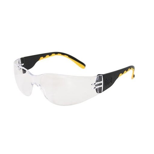 View a Larger Image of Track Safety Glasses with Clear Lenses