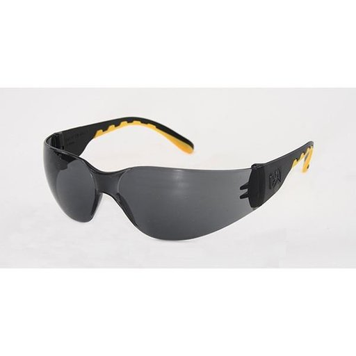 View a Larger Image of Track Safety Glasses with Smoke Lenses