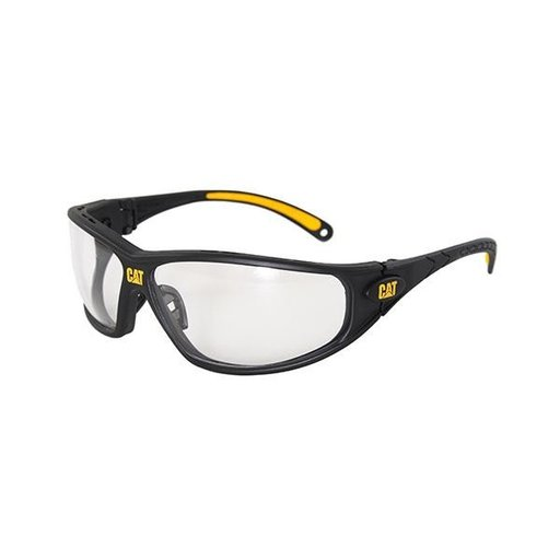 View a Larger Image of Tread Safety Glasses with Clear Lenses