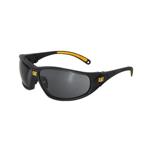 View a Larger Image of Tread Safety Glasses with Smoke Lenses