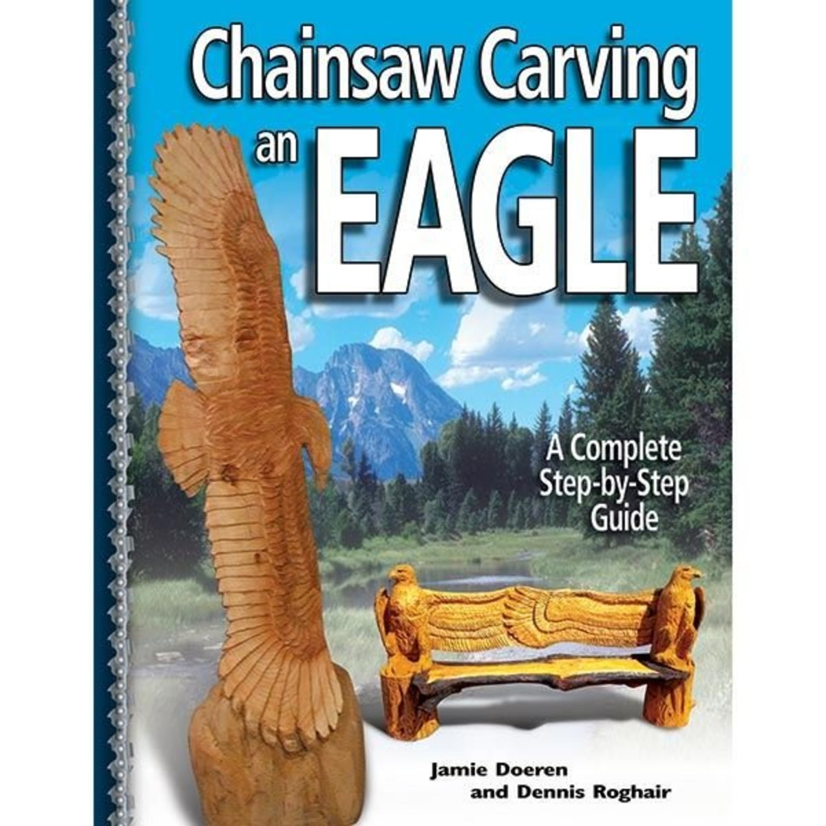 Chainsaw carving an eagle: a complete step by step guide