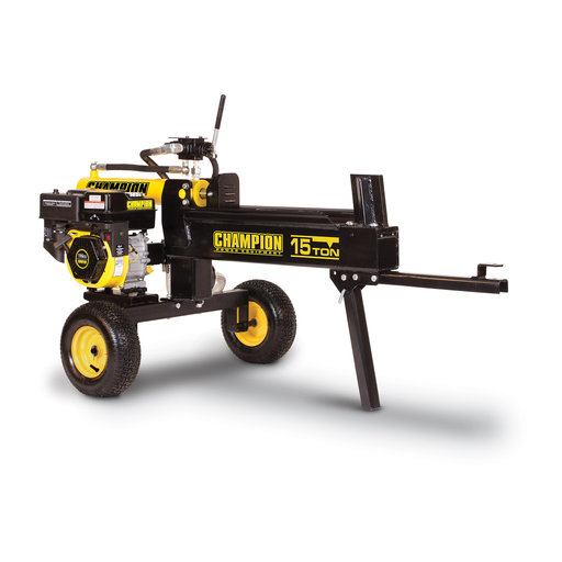 View a Larger Image of Champion 15 Ton Hydraulic Log Splitter, Model 91520
