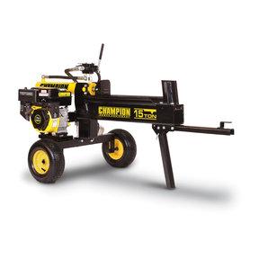 Champion 15 Ton Hydraulic Log Splitter, Model 91520