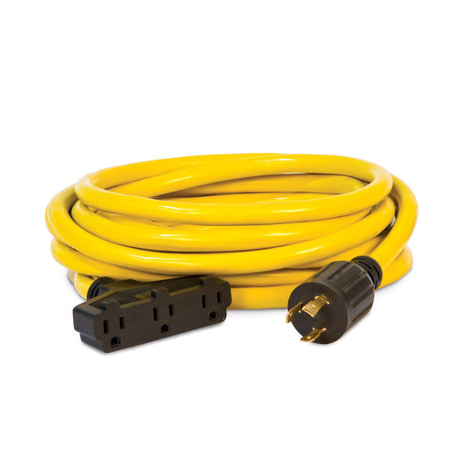 View a Larger Image of Champion 25' Power Cord, 3750W