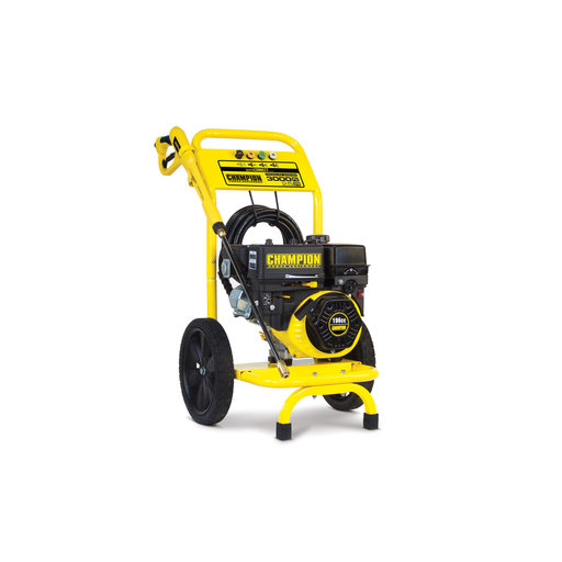 View a Larger Image of Champion 3000 PSI Pressure Washer, CARB Certified, Model 76525