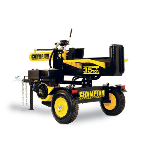 View a Larger Image of Champion 35 Ton Hydraulic Log Splitter, Model 93520