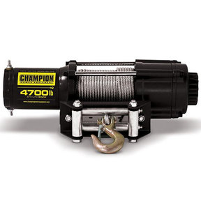 Champion 4700 lb. ATV/UTV Winch Kit