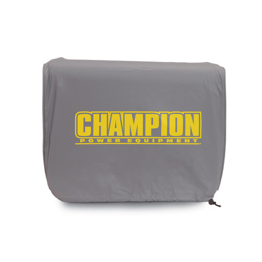 View a Larger Image of Champion Small Custom Vinyl Generator Cover, C90015