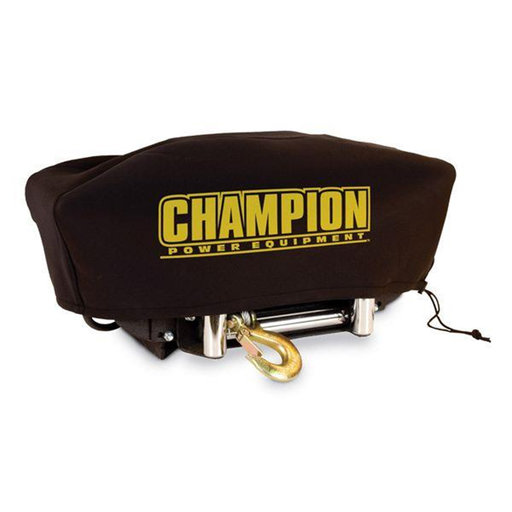 View a Larger Image of Champion Winch Cover for 8000 to 10000 lb Winches with SpeedMount Adapter