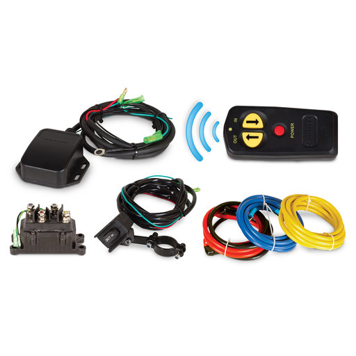 View a Larger Image of Champion Wireless Remote Kit for 2000 - 4500 lb Champion Winches, Model 18029