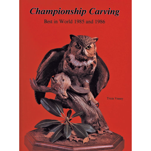 View a Larger Image of Championship Carving: Volume II