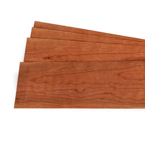 "Cherry Veneer 1/16"" Thick 3 sq ft pack"