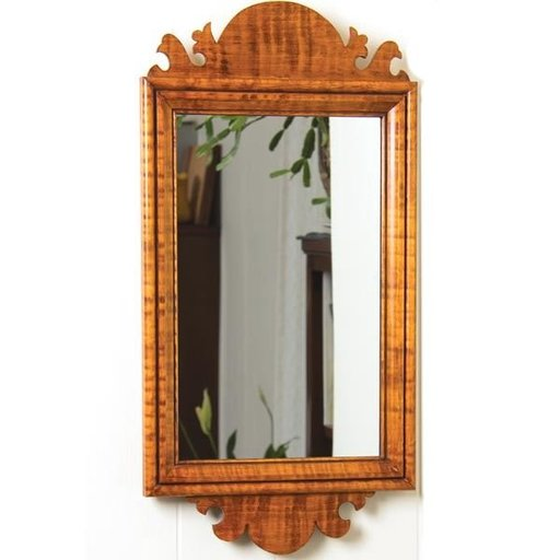 View a Larger Image of Chippendale Mirror - Downloadable Plan
