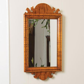 Chippendale Mirror - Paper Plan