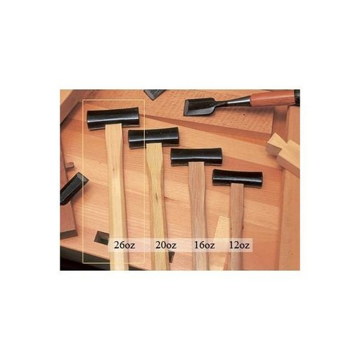 View a Larger Image of Chisel Hammer 19.7 ounce(560g)- Dai Dogyu