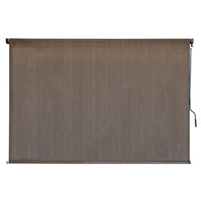 Choice Cordless Outdoor Sun Shade, 7' W x 6' L, Cabo Sand