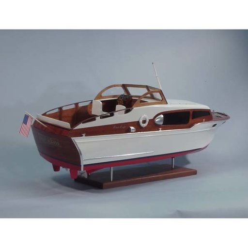 View a Larger Image of Chris-Craft Commander Express Cruiser Boat Kit