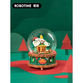 Christmas Town Music Box Kit